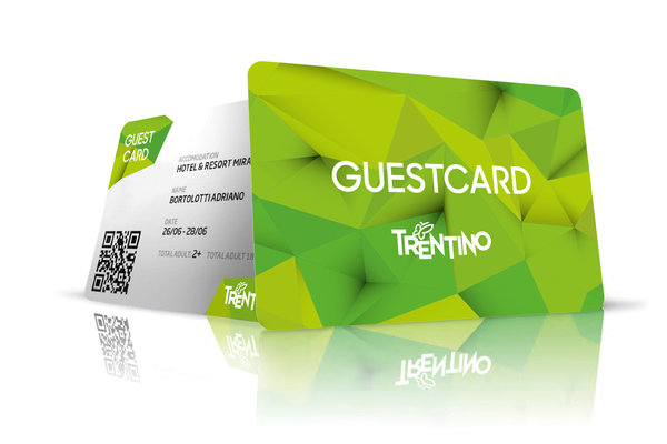 Trentino Guest Card | © Archivio Trentino Marketing