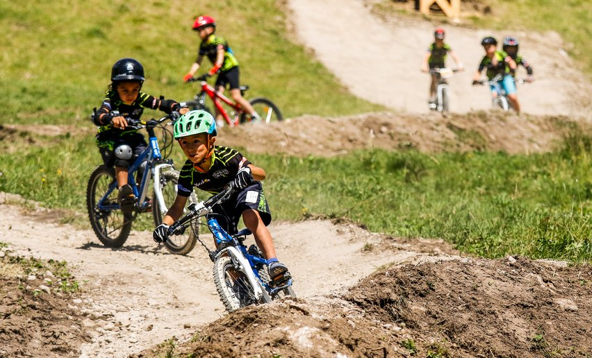 Kids bike park  | © Archivio APT Val di Sole - Ph  Gabriele Zanetti