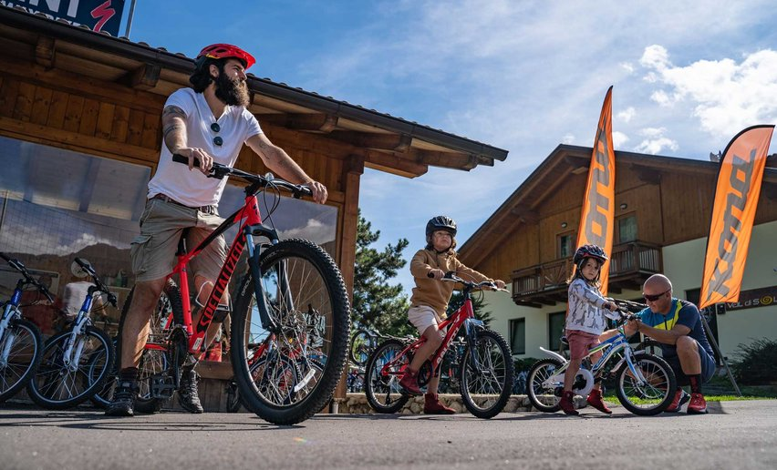 Val di Sole Bike Rent & Tour | © Archivio ApT Val di Sole - Foto Tommaso Prugnola
