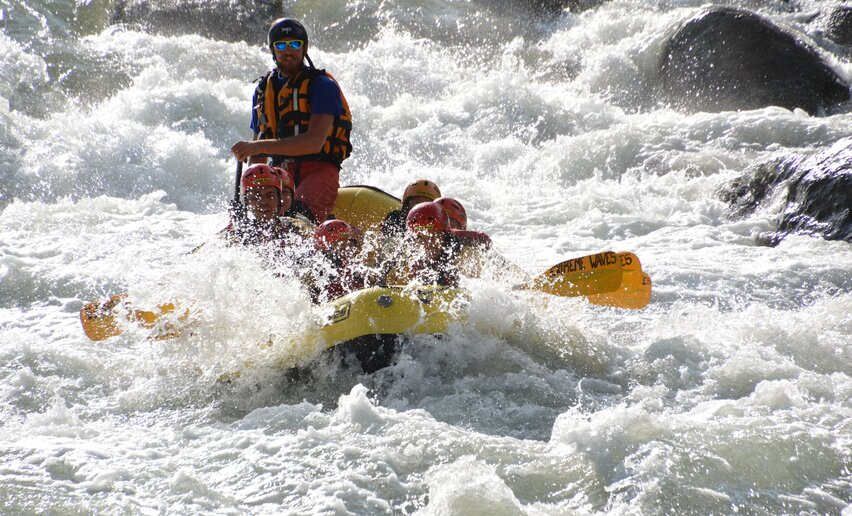 Rafting Extreme Waves | © Archivio Extreme Waves