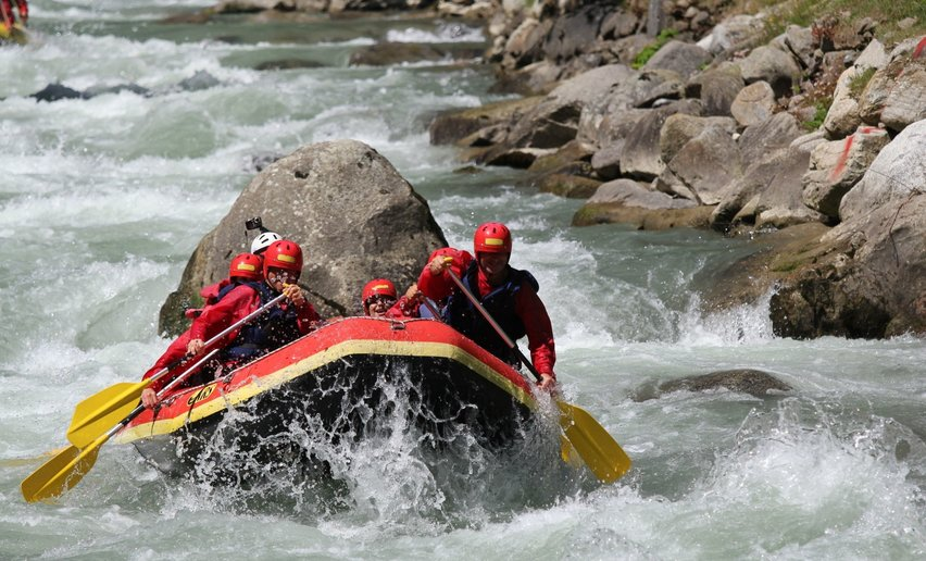 Rafting - Ursus Adventures | © Archivio Ursus Adventures - Ph Ursus Adventures